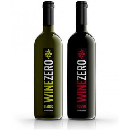 Conf. 3 bottiglie Rosso Dry + 3 bottiglie Bianco Dry