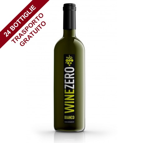 Conf. 24 bottiglie Bianco Dry