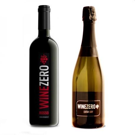 Conf. 3 bottiglie Extra Dry + 3 bottiglie Rosso Dry