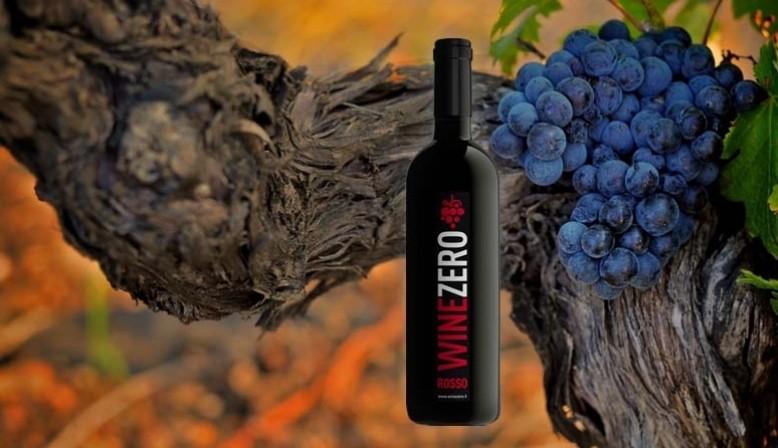 Wine Zero Rosso